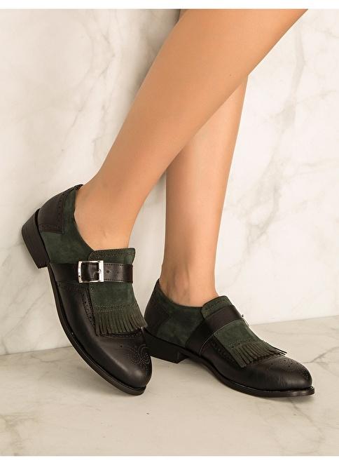 Mecrea Ayakkabı Haki